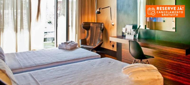 Evidência Belverde Hotel 4* | Estadia e Spa c/ Opção Massagem ou Jantar
