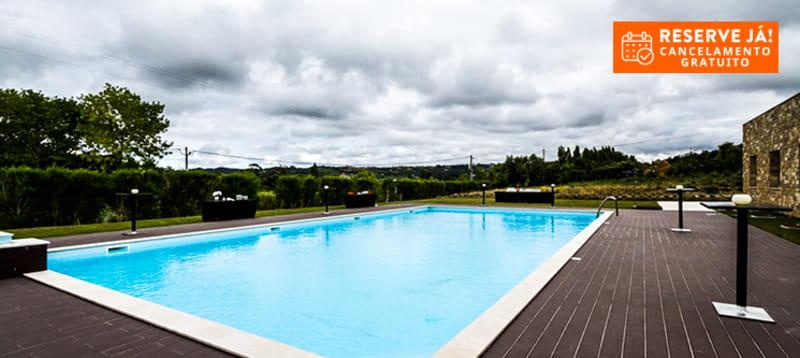 Exe Vila d Óbidos 4* | Férias de Verão a Dois com Spa e Opção Jantar