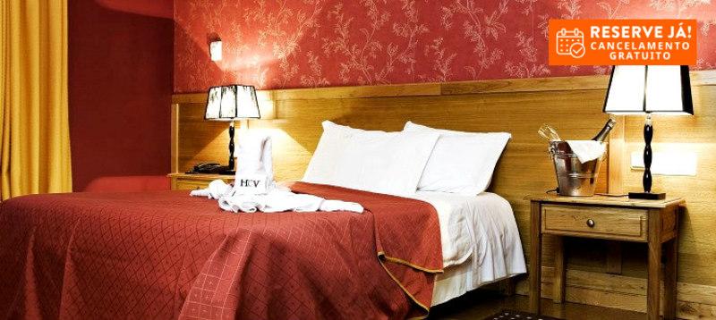 Hotel Castrum Villae - Gerês | Estadia Inesquecível com Opção Actividades ou Jantar