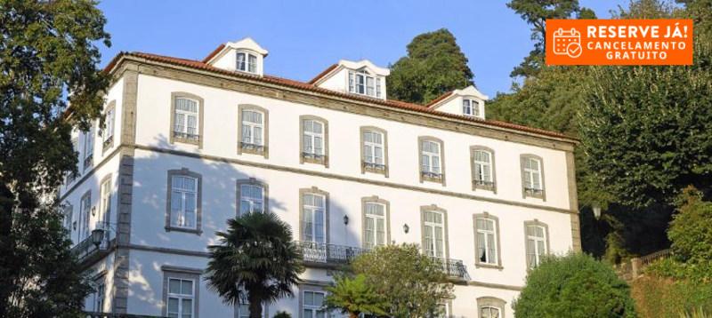Hotel do Parque - Braga   Dia dos Namorados - Estadia de Romance com Opção Massagem