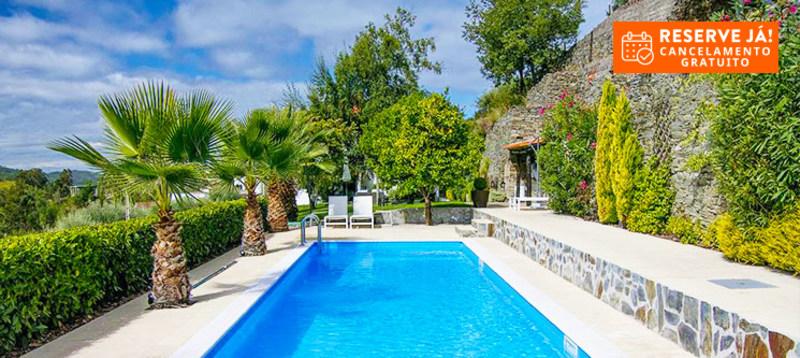 Quinta da Palmeira - Cerdeira | Estadia com Opção Meia-Pensão e Acesso ao Spa