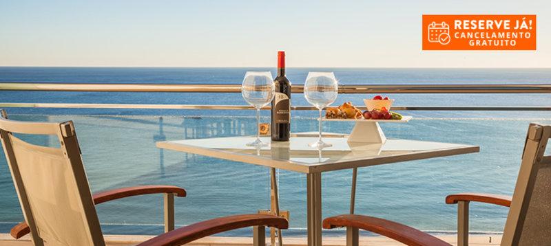 Sesimbra Hotel & Spa 4*   Estadia com Vista Mar e Spa