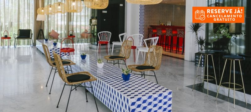 Topázio Mar Beach Hotel & Apartments - Albufeira | Estadia Junto à Praia