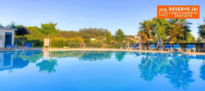 Tulip Inn Estarreja Hotel & SPA 4* - Aveiro | Estadia c/ SPA e Opção Jantar