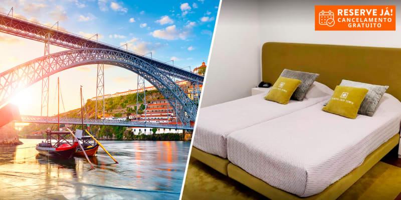 Porto Old Town | Estadia com Opção Cruzeiro das 6 Pontes e Prova de Vinhos