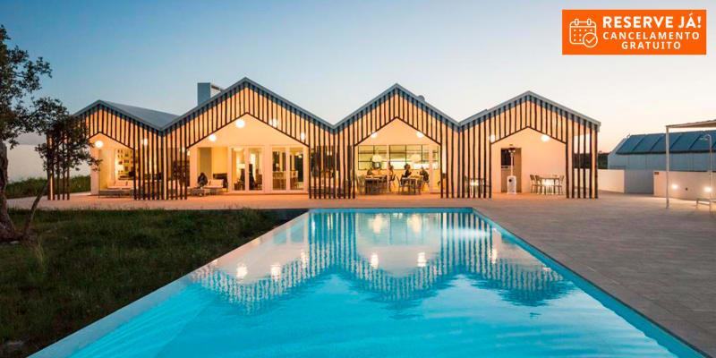 Sobreiras Alentejo Country Hotel 4* - Grândola | Estadia de Sonho com Opção Jantar