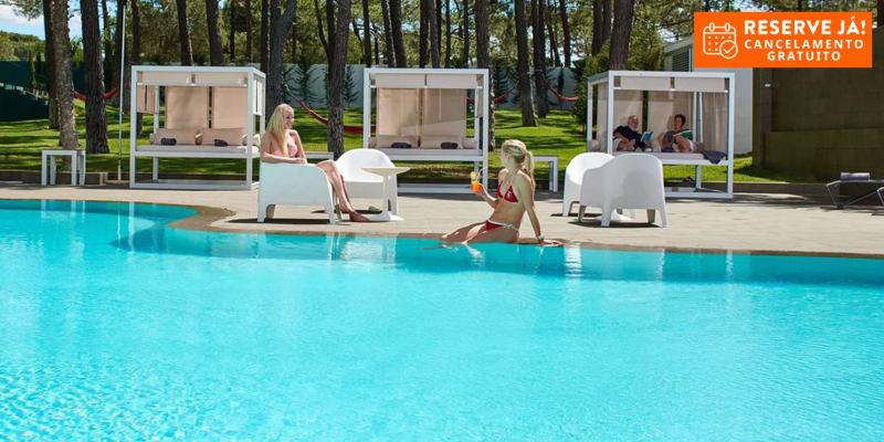 Alcazar Hotel & SPA 4* - Algarve | Verão com Opção Meia-Pensão em Quarto Duplo/Twin