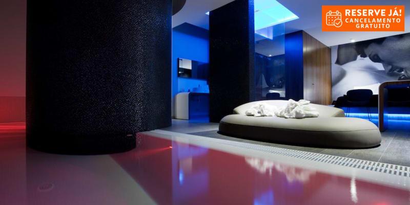 Mood Private Suites - Montijo | Noite de Paixão & Amor em Suite com Hidromassagem