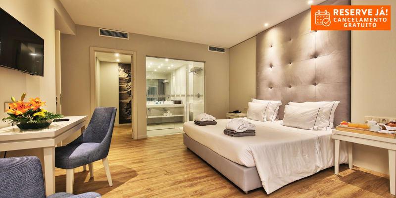 Água Hotels Mondim de Basto 4* | Estadia & SPA com Opção Jantar