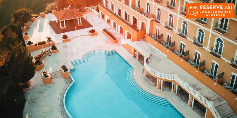 Dolce CampoReal Lisboa 5* | Estadia de Luxo com Spa e Opção Meia-Pensão, Pensão completa ou Massagem