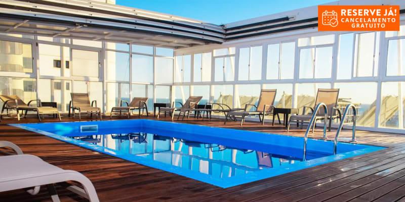 Hotel Baía de Monte Gordo 3* - Algarve | Férias Junto ao Mar