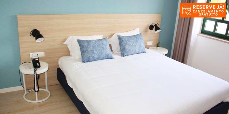 Flag Hotel Santarém 3* | Estadia em Plena Natureza
