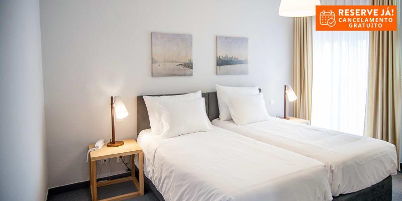 Água dAlma Hotel - Foz do Arelho   Estadia Familiar com Opção Actividade