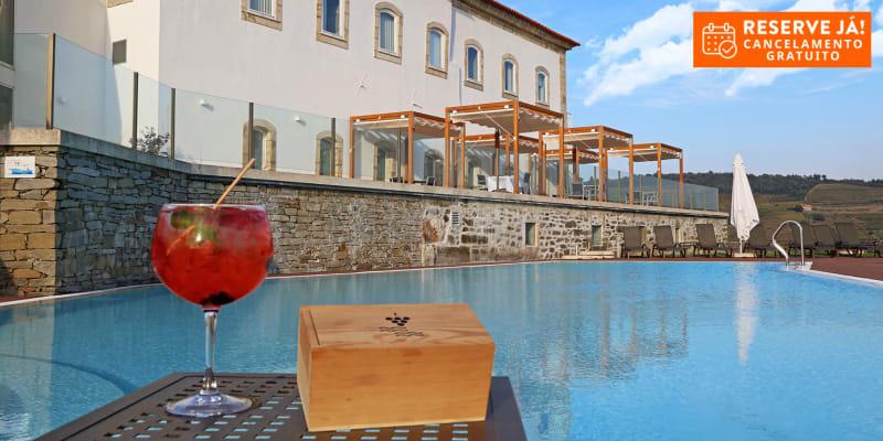 Hotel Douro Scala 5* - Vila Real   Estadia de Sonho com Spa no Douro
