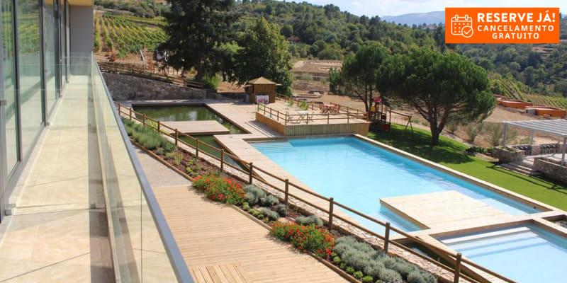 Douro Cister Hotel Resort 4* - Douro   Férias Vista Rio ou Piscina c/ Opção Meia-Pensão