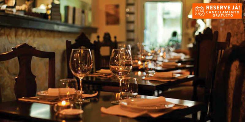 Jantar de Chef na Baixa de Lisboa | Duetos da Sé