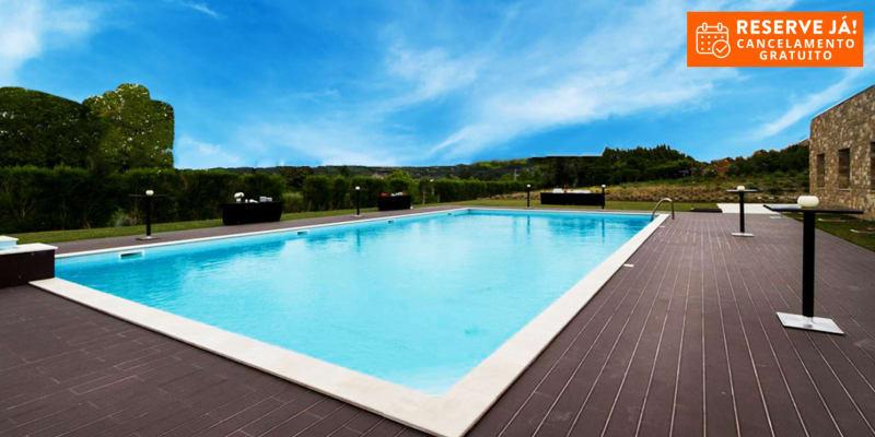 Exe Vila d Óbidos 4*   Férias de Verão a Dois com Spa e Opção Jantar