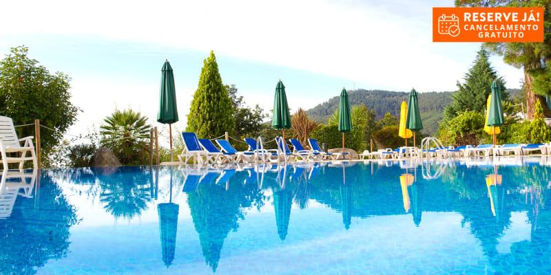 Golden Tulip Caramulo Hotel & Spa | Estadia em Família com Opção Meia-Pensão