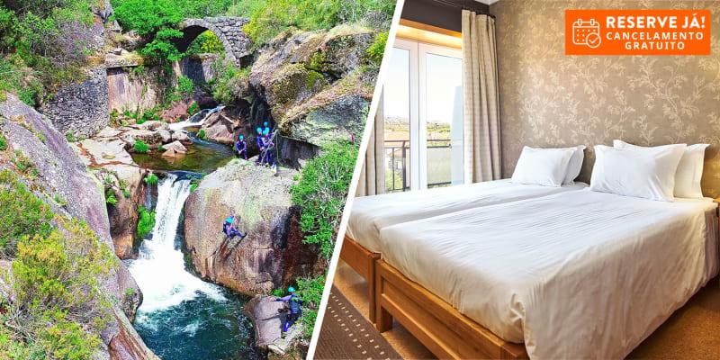 Hotel Castrum Villae - Gerês | Estadia com Opção Pensão Completa e Canyoning