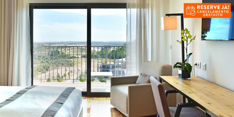 Algarve Race Hotel 5* | Estadia em Família com Opção Meia-Pensão ou Pensão Completa