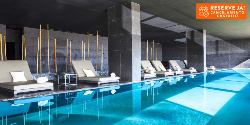 Algarve Race Hotel 5* | Estadia & Spa Com Opção Jantar ou Massagem
