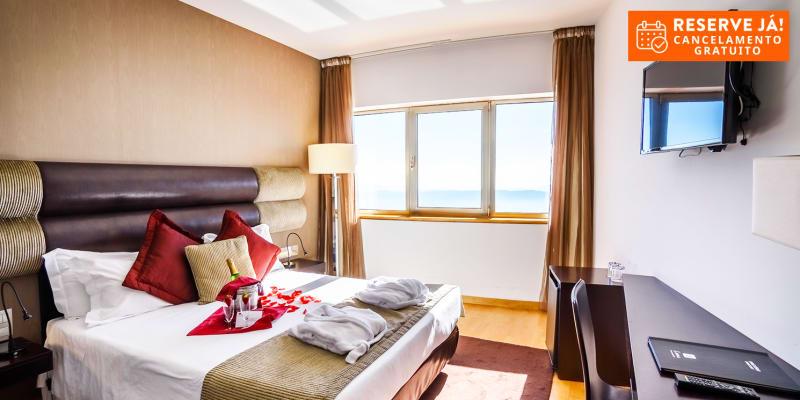 Luna Hotel dos Carqueijais 4* - Serra da Estrela   Estadia Romântica
