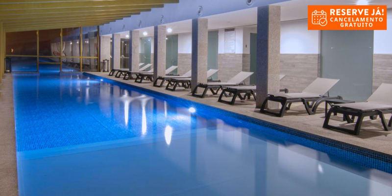 Luna Hotel Serra da Estrela 4* | Estadia na Neve com Opção Jantar