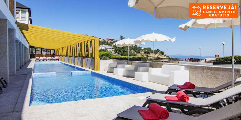 Luna Hotel Serra da Estrela 4*   Estadia Romântica