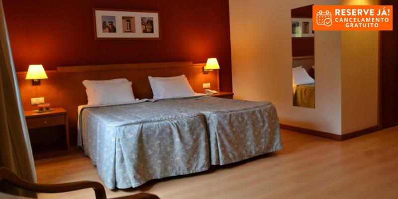 Hotel Monte Rio - Viseu | Estadia a Dois Junto à Barragem da Aguieira