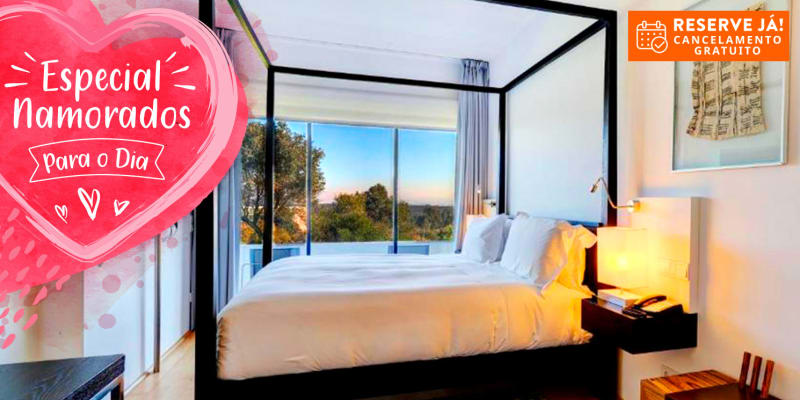 Dia dos Namorados: Bom Sucesso Resort 5* - Óbidos