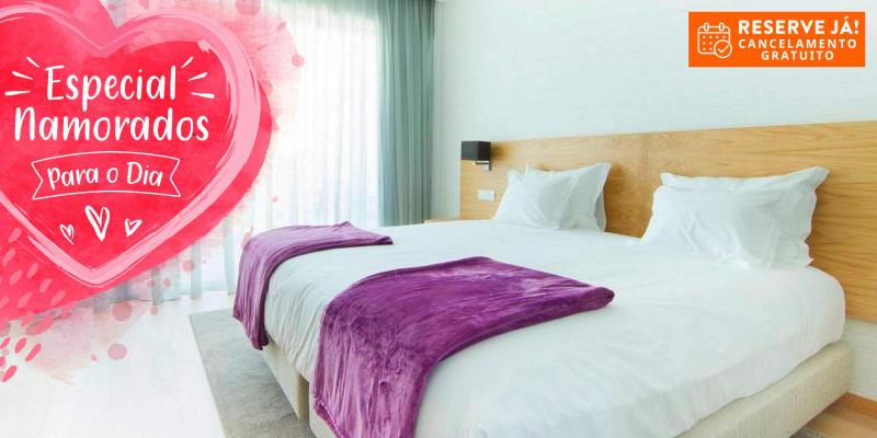 Dia dos Namorados: Garça Real Hotel & Spa 4* - Montemor-o-Velho | Estadia com Jantar Romântico