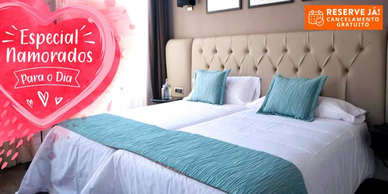 Dia dos Namorados: Hotel Bienestar Termas de Vizela 4* | Estadia Romântica com Massagem e Jantar