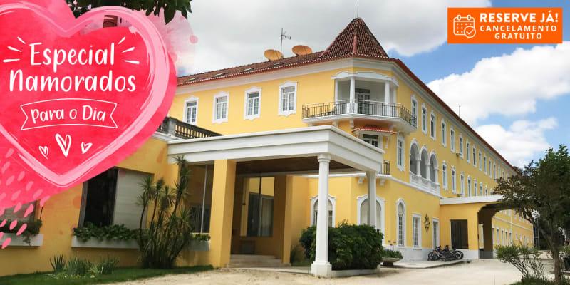 Dia dos Namorados: Hotel das Termas   Estadia na Curia com Jantar Romântico e Circuito Termal