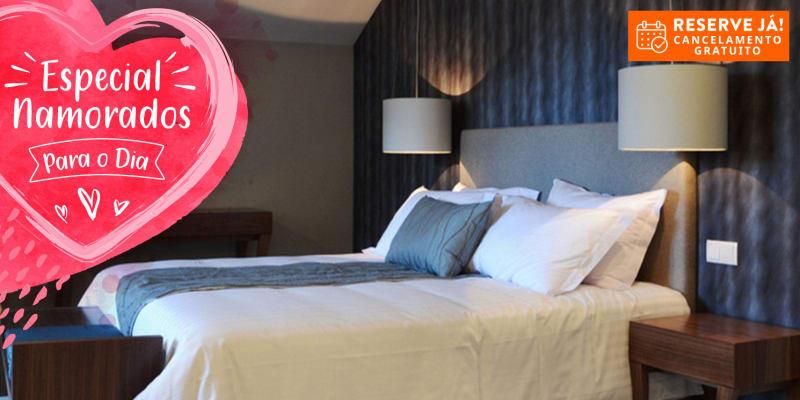 Dia dos Namorados: Hotel do Parque 4* - Braga