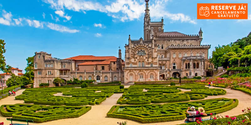 Palace Hotel do Bussaco 5* | Estadia de Sonho