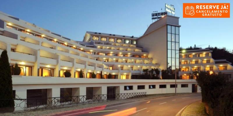 Palace Hotel & Spa Monte Rio 4* - São Pedro do Sul   Estadia para 2 Pessoas Junto às Termas