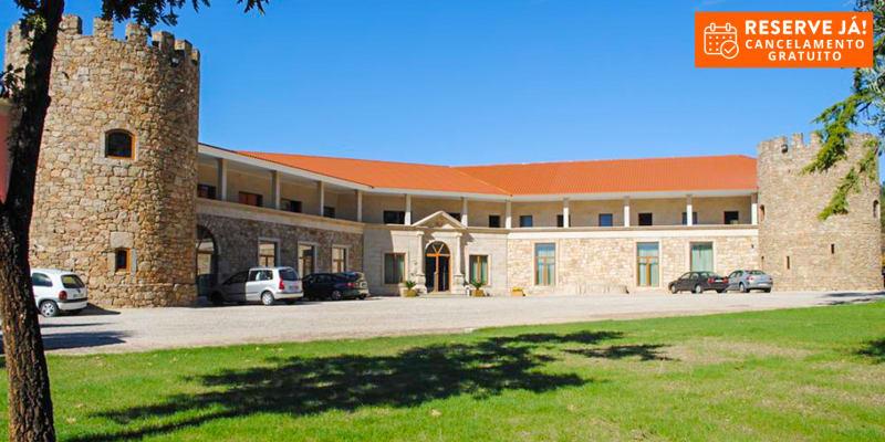 Palace Hotel & Spa 4* - Termas S. Tiago 4* | Estadia para 2 Pessoas em Penamacor