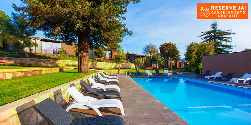 Prazer da Natureza Resort & Spa - Caminha | Verão em Família em Alojamento T1 com Opção Meia-Pensão