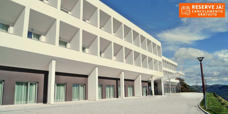 Plácido Hotel 4* - Tabuaço | Estadia para 2 Pessoas no Douro