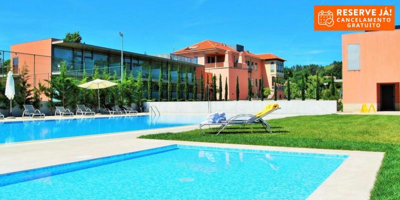 Quinta da Cruz Hotel Rural & Spa 4* - Amarante | Estadia Romântica com Spa
