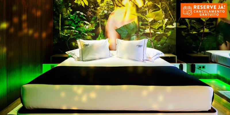 Mood Private Suites - Montijo   Noite de Paixão & Amor em Suite com Hidromassagem