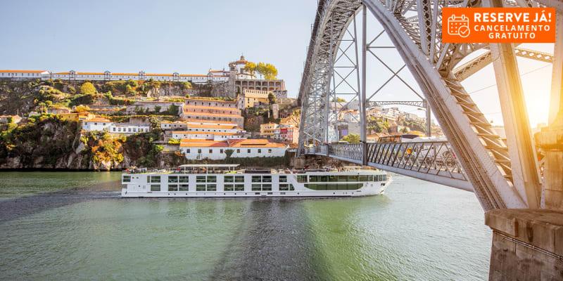 Turista da Trindade - Porto | Estadia com Opção Cruzeiro das 6 Pontes