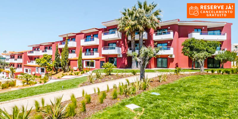 Topázio Mar Beach Hotel & Apartments - Albufeira | Estadia para até 4 Pessoas em T1