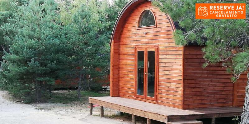 Vale do Rossim Eco Resort - S. Estrela | Estadia em Chalet até 4 Pessoas com Opção Jantar