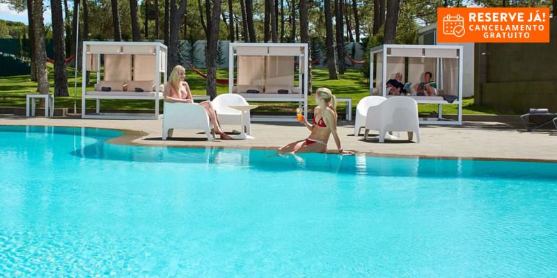 Alcazar Hotel & SPA 4* - Algarve   Verão com Opção Meia-Pensão em Quarto Duplo/Twin