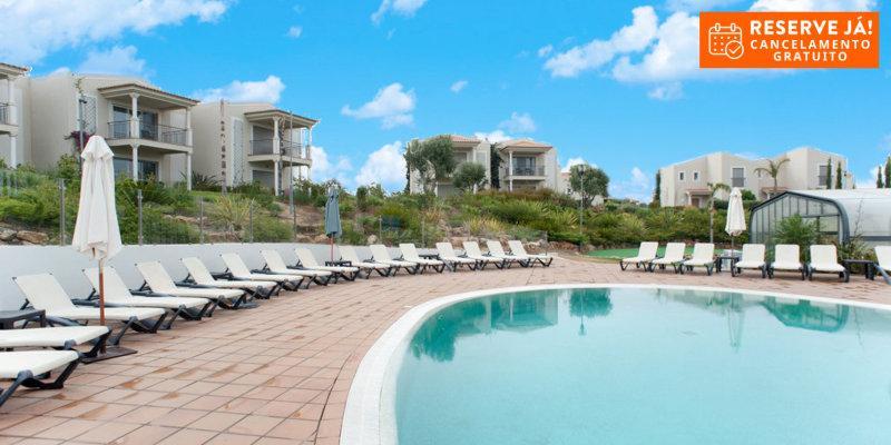 Água Hotels Vale da Lapa 5* - Algarve   Férias em Família com Opção Meia-Pensão ou Pensão Completa