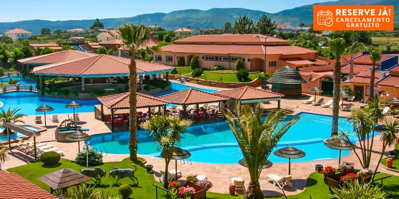 Alambique de Ouro Hotel Resort & Spa 4* - Fundão | Férias em Família!