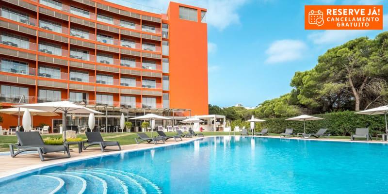 Aqua Pedra dos Bicos Design Beach Hotel 4* - Albufeira   Férias com Opção de Meia-Pensão