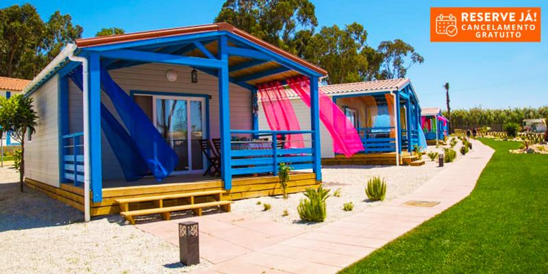 Costa do Vizir - Porto Covo | Estadia em Bungalow T2 com Opção Criança