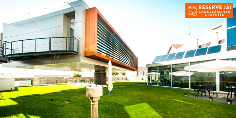 Design & Wine Hotel 4* - Caminha | Estadia em Quarto High-Tech & Spa